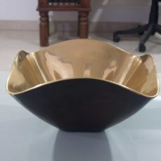 Cast Bronze Sink Flower Shaped
