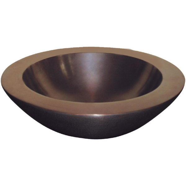 Copper Sink Double wall Smooth Surface
