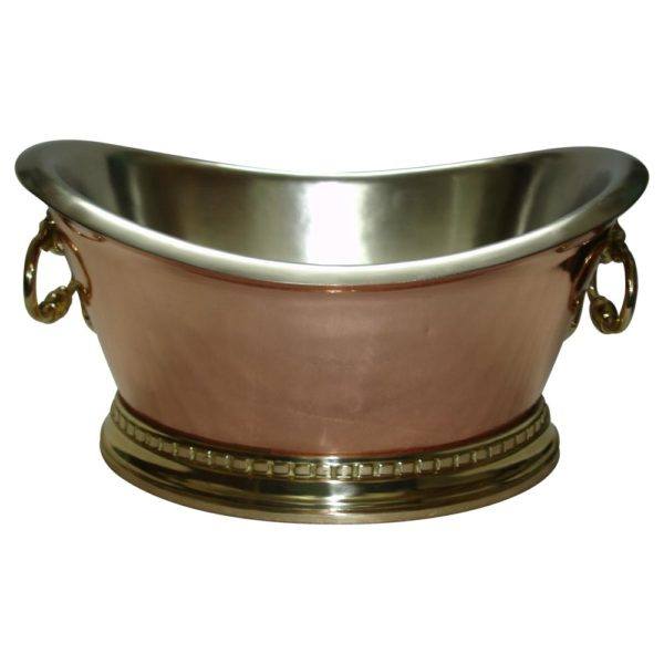 Copper Beverage Tub - Coppersmith Creations