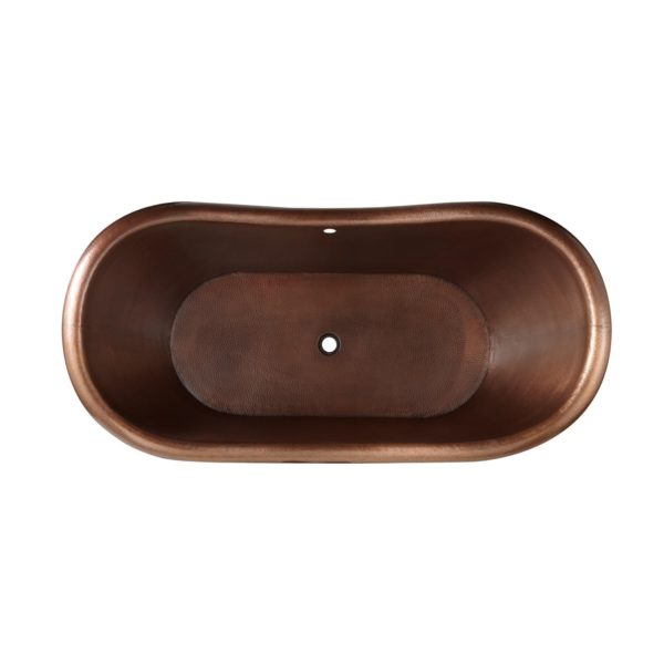 Pedestal Tub - Coppersmith Creations
