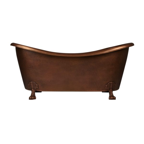 Double Slipper Tub - Coppersmith Creations