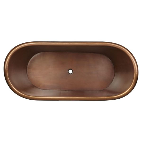 Copper Bathtub - Coppersmith Creations