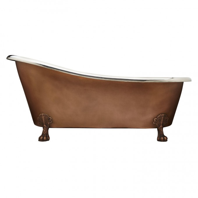 Clawfoot Tub - Coppersmith Creations
