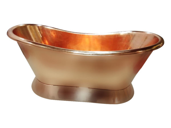 Copper Bathtub Aspasia - Coppersmith Creations