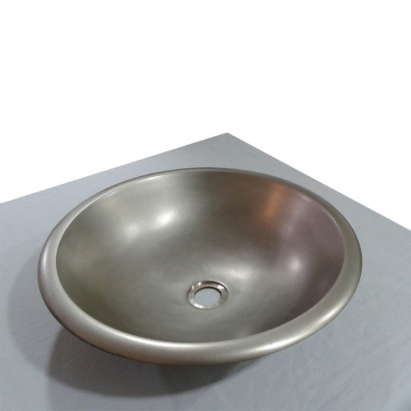 Cast Bronze Sink Agota - Coppersmith Creations