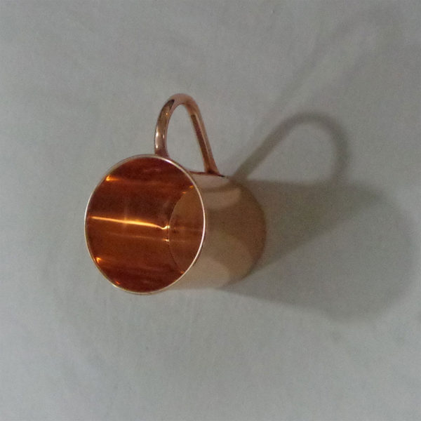 Copper Mug - Coppersmith Creations