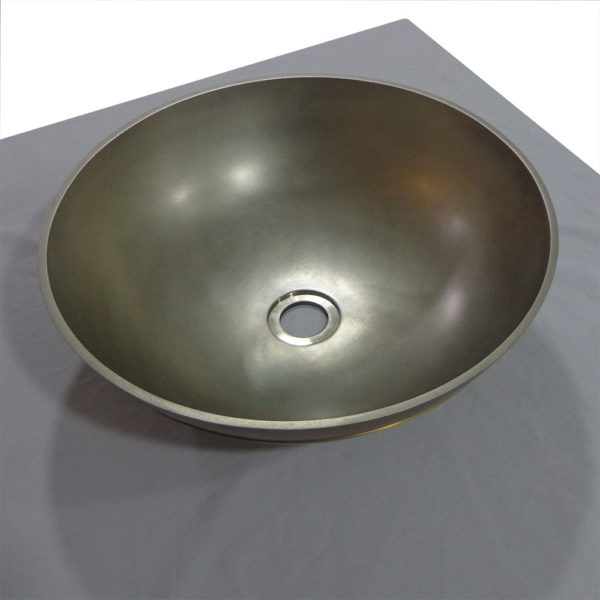 Cast Bronze Sink Ariana - Coppersmith Creations