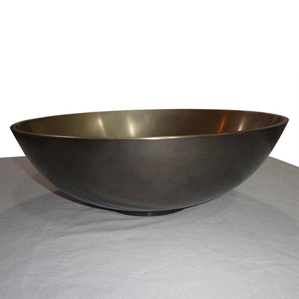 Cast Bronze Sink Ambrus - Coppersmith Creations