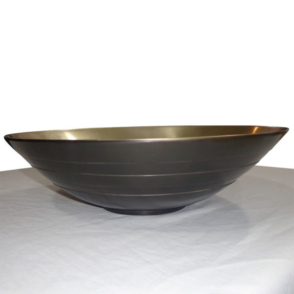 Cast Bronze Sink Basilius - Coppersmith Creations