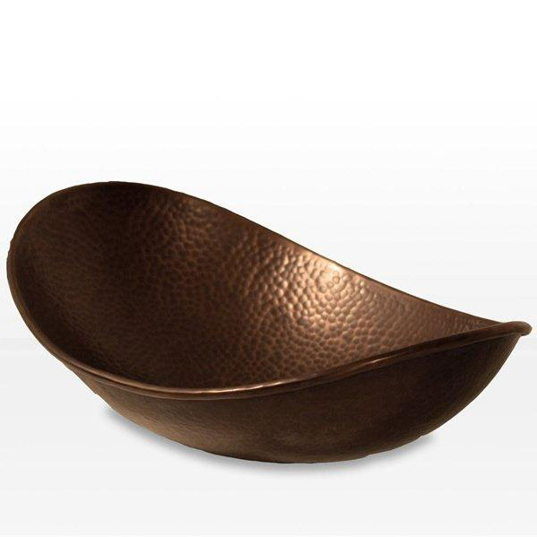 Copper Boat Sink - Coppersmith Creations