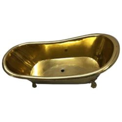 Clawfoot Brass Bathtub Tub Size(mm): 1828.80 x 812.80 x 736.60