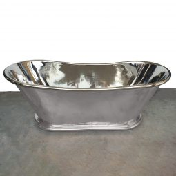 Copper Bathtub Nickel Finish