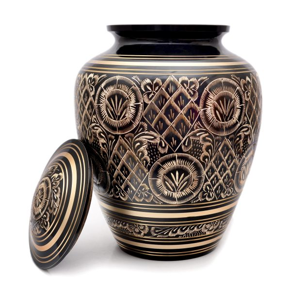 Brass Urn Design 1