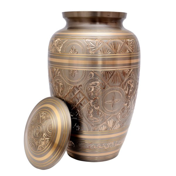 Brass Urn Design 5